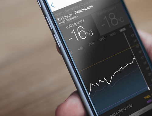 Temperatursteuerung per App