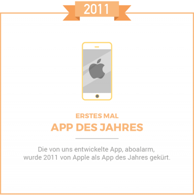 App des Jahres 2011
