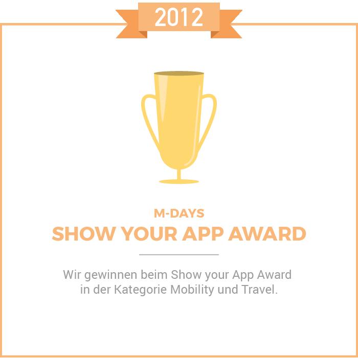 Show your App Award 2012