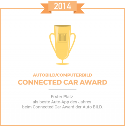 Connected Car Award 2014