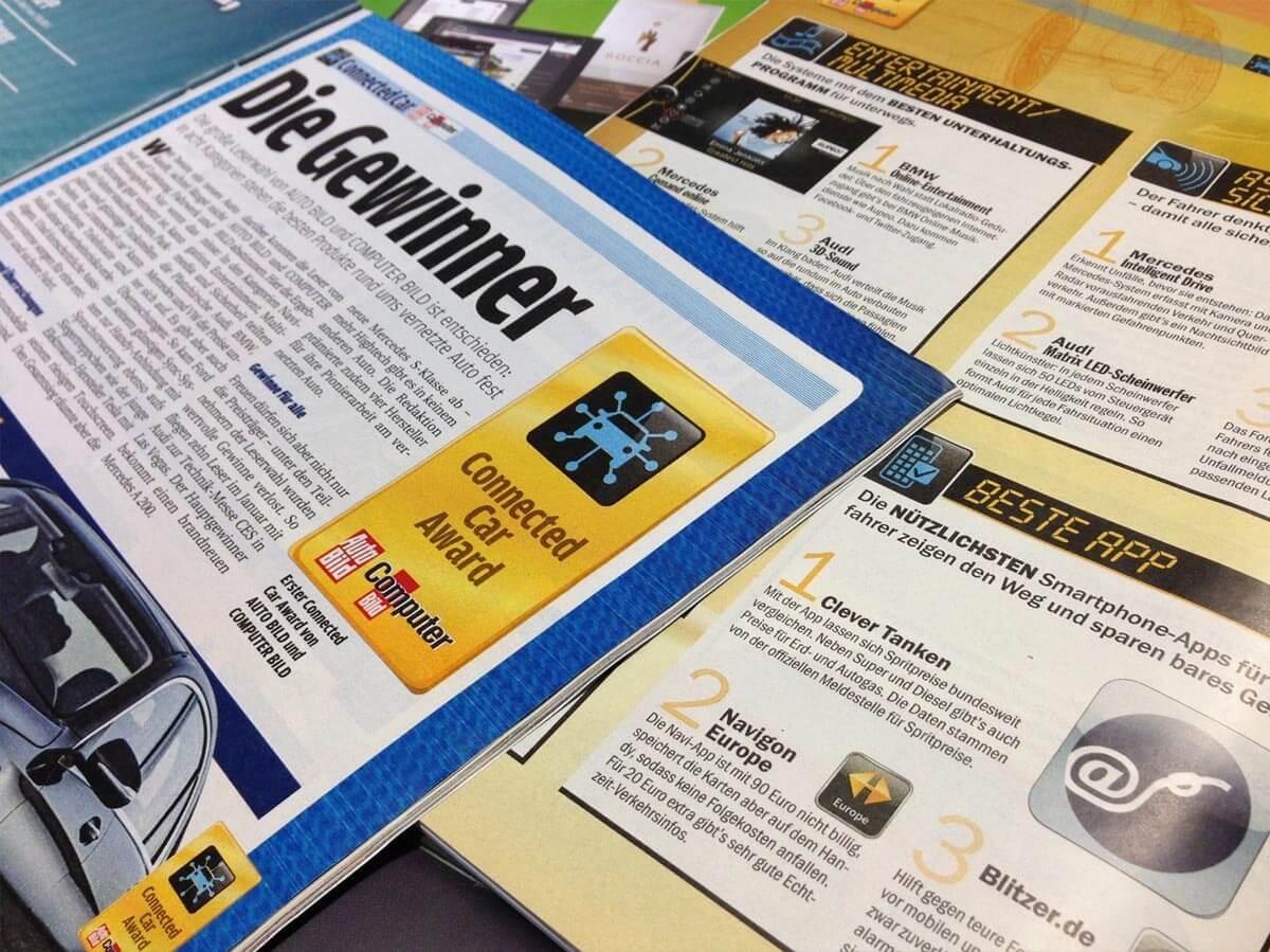 Fachzeitschrift Computer Bild
