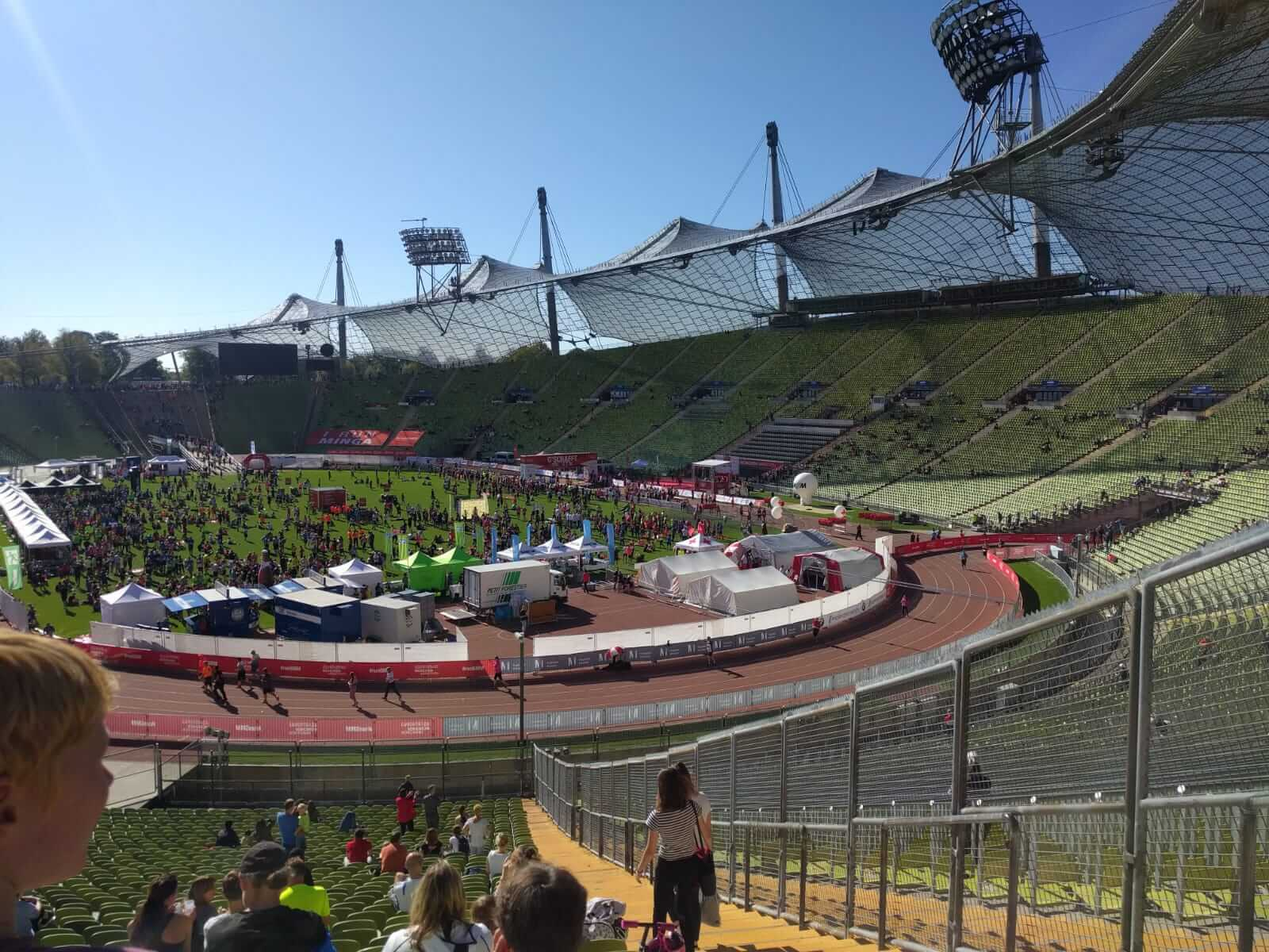 Olympia Stadium München