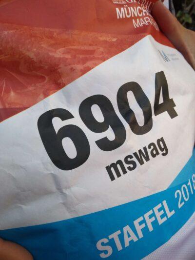 mSWAG 6905 Läuferschild