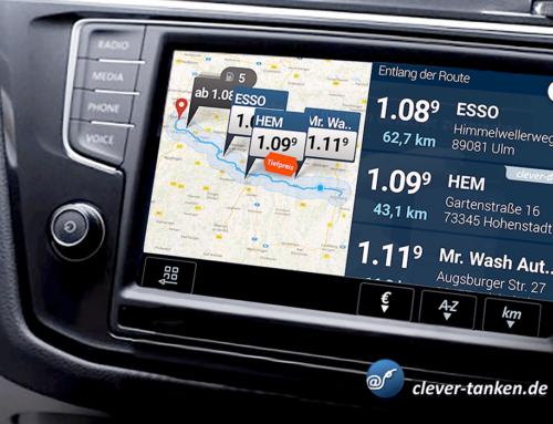 Clever-tanken kooperiert mit Volkswagen