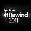 App Store Rewind 2011 Auszeichnung