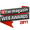 t3n Magazin Web Awards 2011 Logo