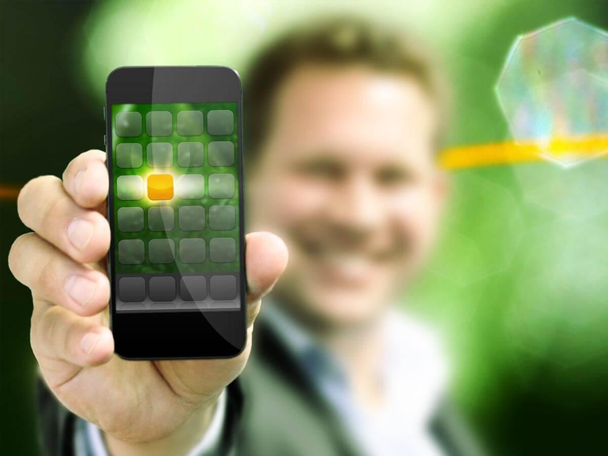 Jens Wehrmann Hölt iPhone Unscharf