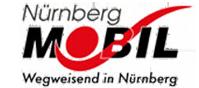 Nürnberg Mobil Wgweisend in Nürnberg Logo