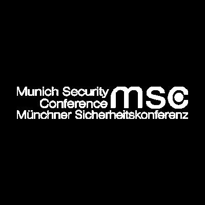 Logo der Muenchner Sicherheitskonferenz