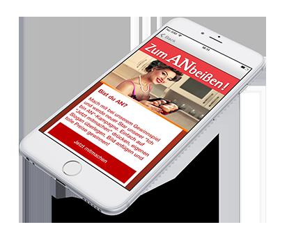 Stadtwerke Ansbach app auf iPhone