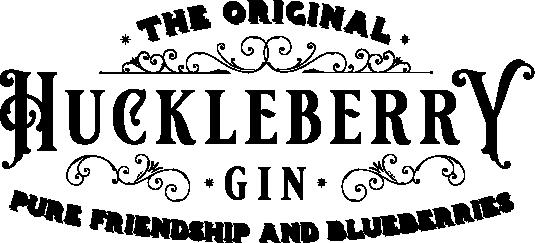 Huckleberry Gin Logo