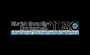 Logo Münchner Sicherheitskonferenz