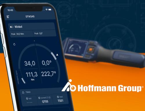 Hoffmann Group. IoT meets Qualitätswerkzeug Garant.