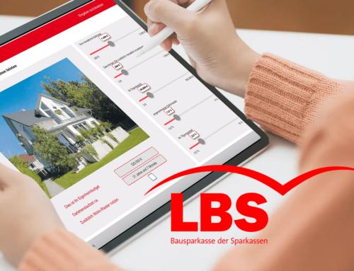 LBS. Berater App. Digital Vertrieb für Bausparverträge.