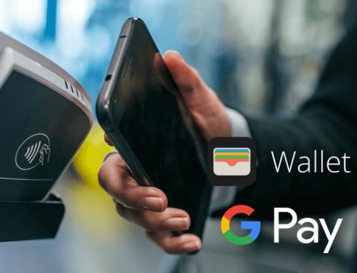 Digitale Kundenkarten mit Google Pay und Apple Wallet