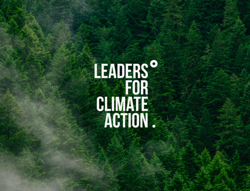 Wir sind »Leaders for Climate Action«